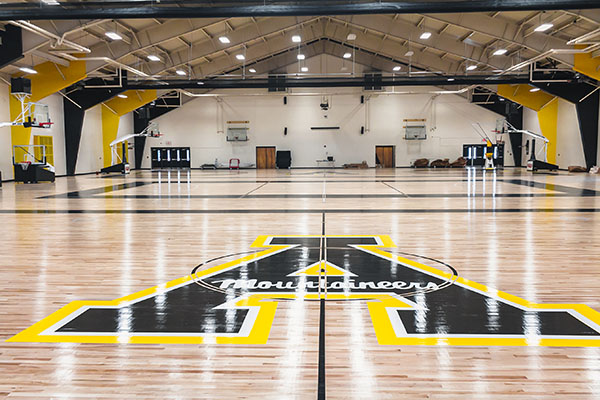 Alumna and sons commit $1M toward App State basketball practice facility