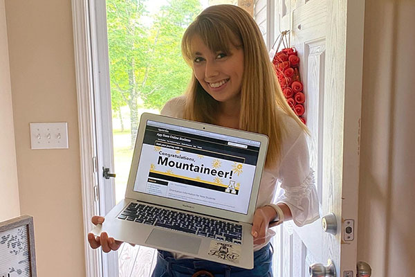 App State transfer student has a 'Head Start' on her career