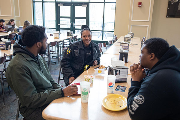 App State Police develops new unit to specialize in diversity, inclusion and community engagement
