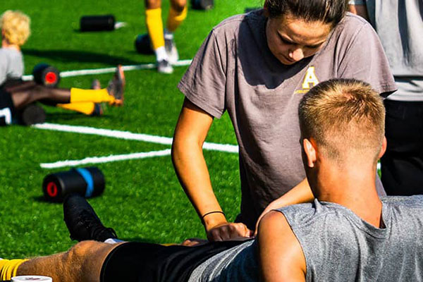 Athletic Training: Master of Science (MS)