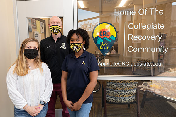 App State's Collegiate Recovery Community expands sober event offerings
