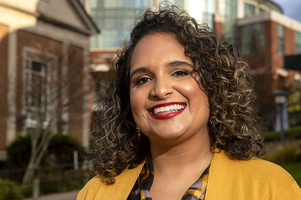 Dr. Jamie Parson named interim chief diversity officer at App State
