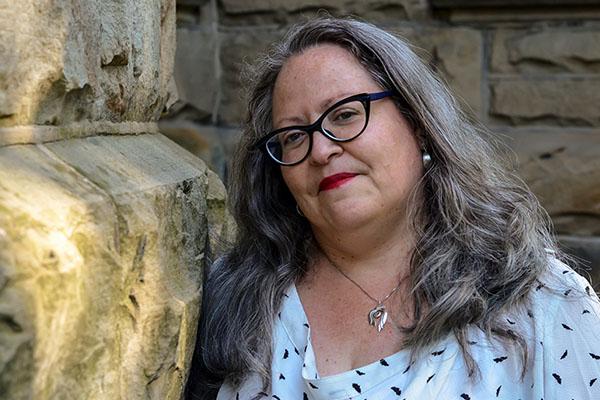 Alumna, professor and award-winning poet shares her Mountaineer journey