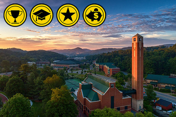 App State ranks among 'Best' schools in US, Southeast for 2021 and 2022