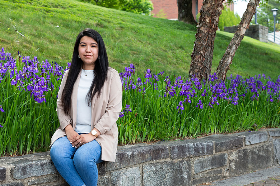 App State's Nataly Jimenez: A scholar and an advocate