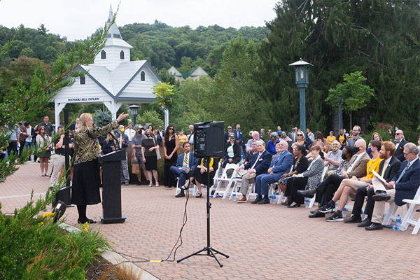 History and tradition — App State's 4th annual Founders Day celebration